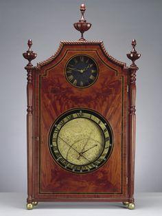 Jenkins (active 1815), Astronomical clock 1820