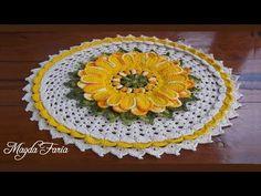 Crochet Towel, Crochet Diy, Thread Crochet, Love Crochet, Crochet Stitches, Crochet Hats, Crochet Leaves, Crochet Mandala, Tapestry Crochet