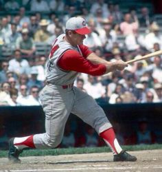 PETE ROSE, Early 1960'S