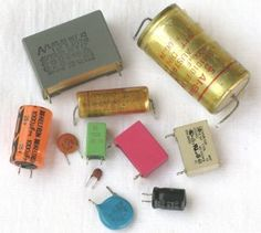 Great resource of capacitors working process and what it is? Along with circuit diagram, ratings, properties and more.