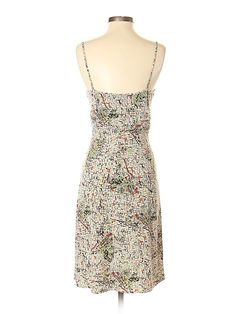 BCBGMAXAZRIA Print White Casual Dress Size S - 88% off | thredUP Casual Dresses, Summer Dresses, Formal Dresses, White Casual, New Outfits, Work Wear, Latest Trends, Personal Style, Clothes