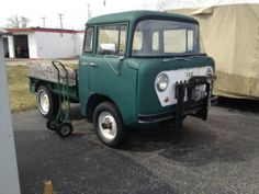 1960 Willys Jeep FC 150 FC 150
