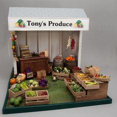 Tony's produce stand
