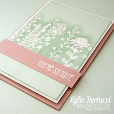 Kylie Bertucci - International Sale-a-Bration Blog Hop with SUPERSTAR Stampin' Up!® Demonstrators. Click on the picture to check it out! #stampinup #saleabration #kyliebertucci
