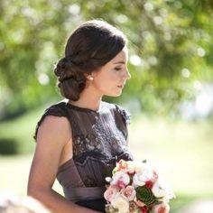 Green Weddings: Week Nine, Choosing Eco-Chic Bridesmaids Attire (Image via Style Me Pretty)