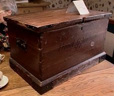 From the 1907 Narrative of Facts - Quarriers in Scotland, Girls boxes en route to Canada British Home, Hope Chest, Genealogy, Trunks, Bible, Children, Boys, Places, Home Decor