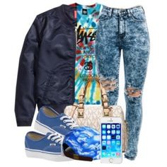 Summer Outfits (Part One) - Polyvore