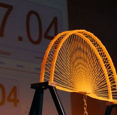 Cozy World Record Spaghetti Bridge - MyHomeImprovement Spaghetti Bridge, Bridge Pattern, Bridge Design, Math Art, Simple Machines, World Records, Home Remodeling, Noodles, Physics