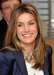 letizia ortiz  Princess of Spain