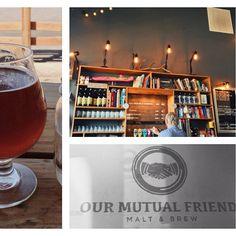 Our Mutual Friend Malt & Brew in Denver, CO