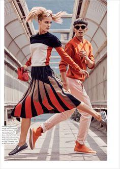 Bottega Veneta by Dean Isidro for Vogue Mexico