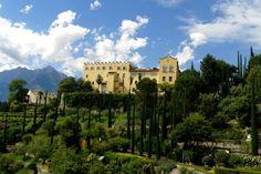 Meran & Gärten von Schloss Trauttmansdorff - Ausflugstipps Südtirol - Rund um Ihre Ferien in Südtirol - Sonnleiten
