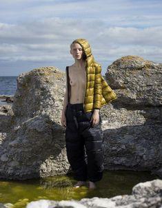Maggie Maurer by Elizaveta Porodina for Stern Mode