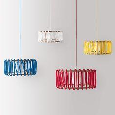 Macaron Oak Lamp, Yellow -  - Lights - EMKO - Space & Shape - 3