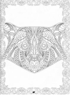 Mijn wonderlijk wereld owl zentangle coloring pages colouring the forest adult coloring book pg 16 fandeluxe Image collections