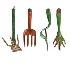 Gardening tools, or instruments of torture?