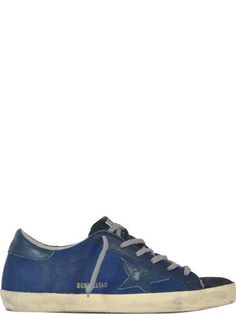 GOLDEN GOOSE Golden Goose Shoe Blue. #goldengoose #shoes #golden-goose-shoe-blue
