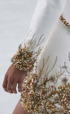 Chanel haute couture Fall/Winter 2014/15.
