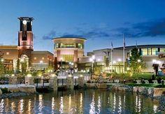Jordan Creek Mall - West Des Moines #Desmoines #erinrundall erinrundall.com #realestate