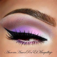 Purple eyeshadow love