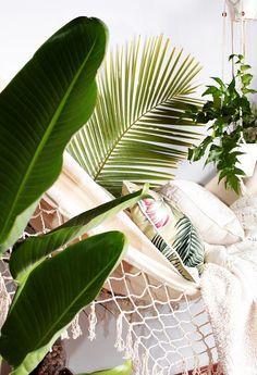 Se você adora a natureza e o clima de verão, que tal explorar essa estética nos ambientes?