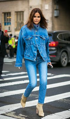 Check out the freshest ways to wear skinny jeans this season, right this way.