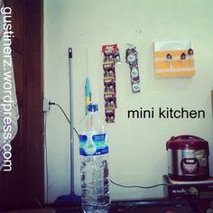 Design Kamar Kos - dapur mini
