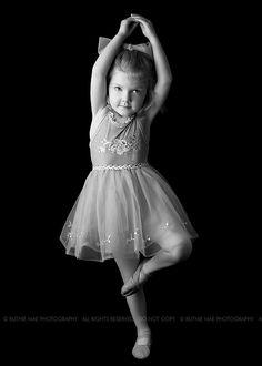 Tiny dancer. So cute.