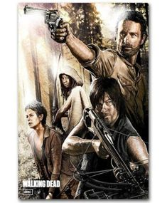 The Walking Dead ia an American horror drama show. The Walking Dead Poster Collection presents you with some amazing and cool printable TWD posters. The Walking Dead Poster, Walking Dead Series, The Walking Dead 3, Power Rangers, Transformers, Walking Dead Characters, Walking Dead Wallpaper, Walking Dead Season 6, Mejores Series Tv