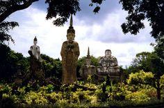 Nong Khai, Thailand.
