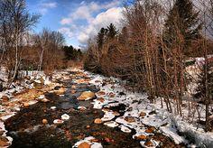 Taken in Beautiful New Hampshire.