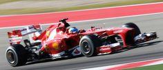 """GP de Estados Unidos de F-1: Alonso, """"el primero de los mortales"""". Con su quinta posición ayer en Austin (Texas), Fernando Alonso (Ferrari) se proclamó matemáticamente subcampeón de Fórmula 1, """"el primero de los mortales"""", según se definió él mismo, sólo superado por un Sebastian Vettel (Red Bull) que pulverizó el récord de victorias consecutivas, ocho."""