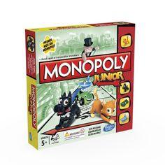 Hasbro Games - Joc Monopoly Junior -