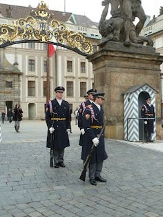 Hradcany - Largest castle complex in the world - Prague, Czech Republic