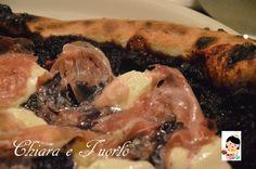 Prime pizze del 2016 - pizza con carota nera!