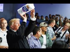 'People Are Dying' But Trump Gives Himself Perfect '10' for Puerto Rico Response