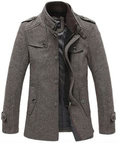 Details zu PS WELLENSTEYN USA men's SAN DIEGO winter Jacket coat black SAD202 $299 msrp