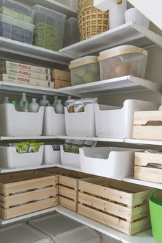 Organization > schuur of opslag
