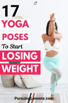 Looking for an alternative workout to lose weight? Yoga is the best solution. It… Looking for an alternative workout to lose weight? Yoga is the best solution. It's less intense but it helps to burn fats. Here are 17 yoga poses for weight loss! Start Losing Weight, Lose Weight In A Week, Yoga For Weight Loss, How To Lose Weight Fast, Yoga To Increase Flexibility, Yoga Fitness, Fitness Goals, Health Fitness, Yoga Exercises