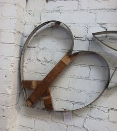 Wine Barrel Metal Rings Hearts The Ojays Art And Band