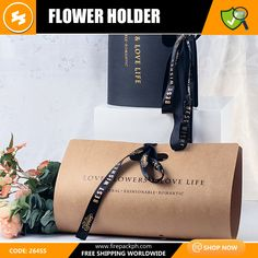 Flower Holder, Packaging Solutions, Us Shipping, Quotations, Shop Now, Coding, Romantic, Flowers, Shopping
