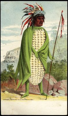 People as vegetables: Odd old trade cards from the showing men & women literally made from veggies - Click Americana Vintage Labels, Vintage Cards, Vintage Paper, Vintage Postcards, Vintage Images, Vegetable Illustration, Garden Illustration, Victorian Illustration, Vintage Artwork