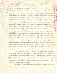 Jack Kerouac's letters from Florida.