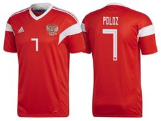 60562ecb5 25 Best Russia World Cup 2018 Jersey images