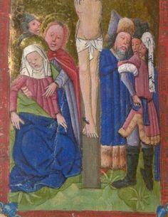 Andachtsbuch  Kloster Indersdorf (?), 15. Jh Cgm 110  Folio 152v
