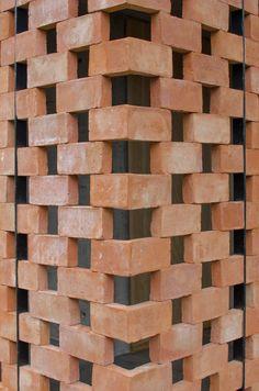 Experimental Brick Pavilion / Estudio Botteri-Connell