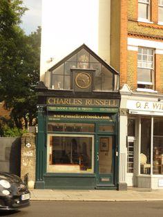 Charles Russell Bookshop ~ Chelsea London
