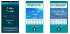 S Voice: erste Bilder zu Samsungs aktualisierter Sprachsteuerung