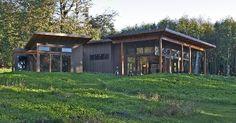 Friendly and Sustainable Home in Washington State : Casa Della Buona Forchetta