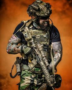 Special Forces boots on the ground tactical expert.